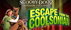 Scooby Doo Escape from Coolsonian
