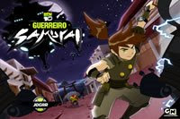 Ben 10 Guerreiro Samurai