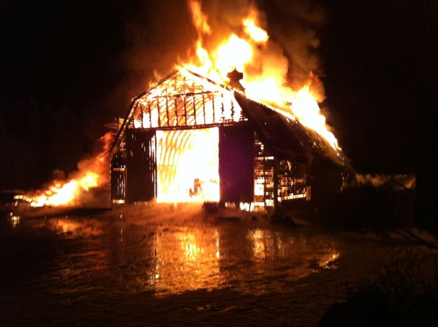 barn burning faulkner Need help on themes in william faulkner's barn burning check out our thorough thematic analysis from the creators of sparknotes.