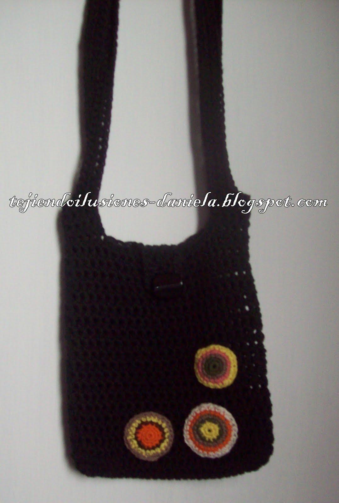 tejido crochet y artesan as m s carteras