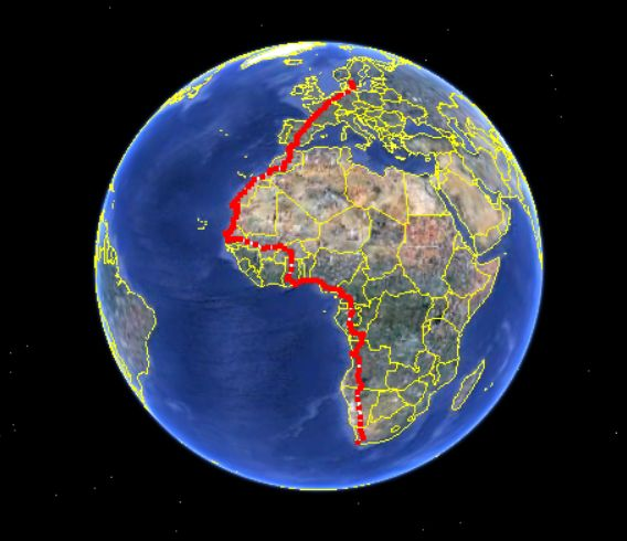 sverige sydafrika