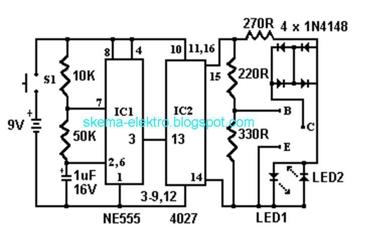 alat uji transistor
