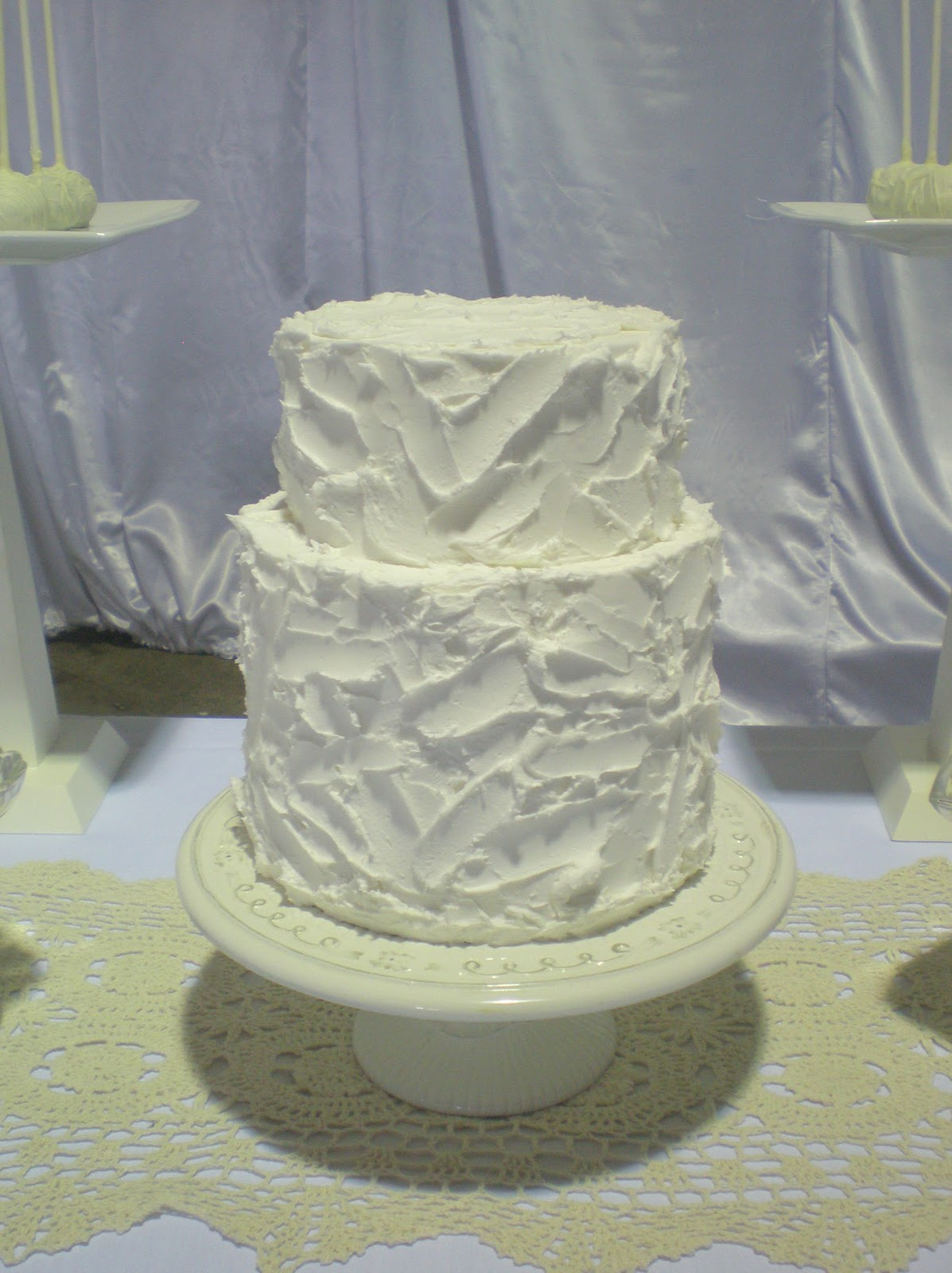 Sugar Siren Cakes Mackay Shabby Chic Wedding Dessert Buffet