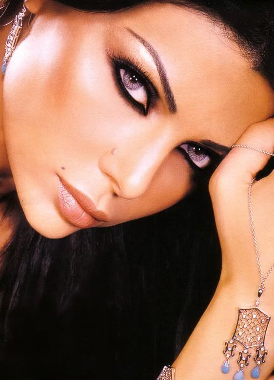 haifa wehbe daughter. Haifa Wehbe from Lebanon