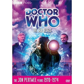 Sea Devils DVD cover and Amazon Link