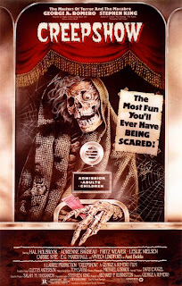 Creepshow poster and Amazon Link
