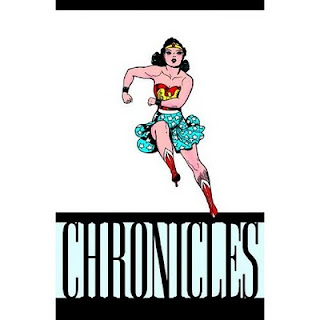 Wonder Woman Chronicles cover and Amazon link