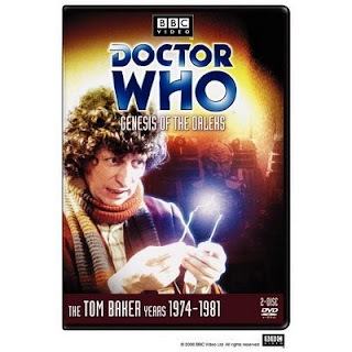 Genesis of the Daleks on DVD from Amazon