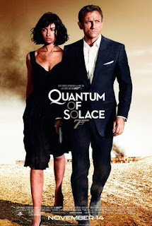 Quantum of Solace poster from IMPAwards.com