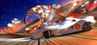 Speed Racer image from Danimation.com