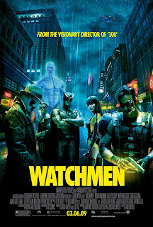 Watchmen poster from IMPawards.com