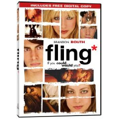 Fling DVD cover and Amazon link