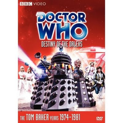 Destiny of the Daleks DVD link