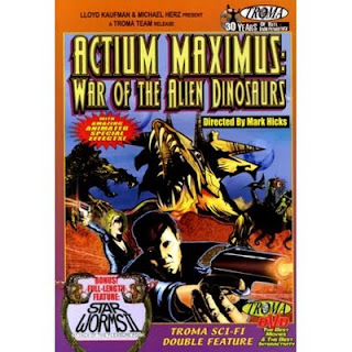 Actium Maximus DVD cover and Amazon link