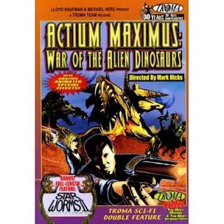 Actium Maximus DVD cover and Amazon link