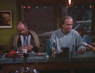 Frasier at Lou's