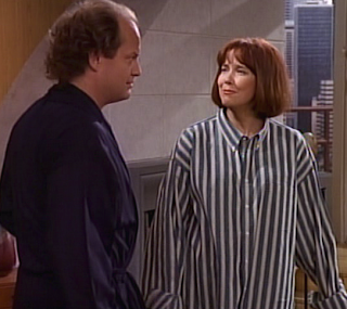 Frasier and Bebe: the morning after