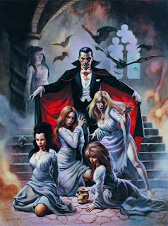 Dracula and his ladies- plus an Amazon link