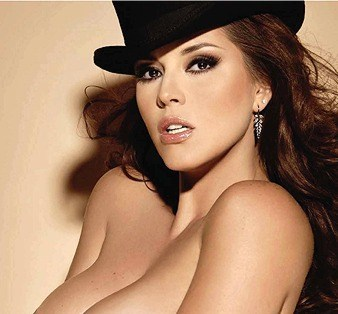 Fotos Alicia Machado Desnuda en Playboy Mexico