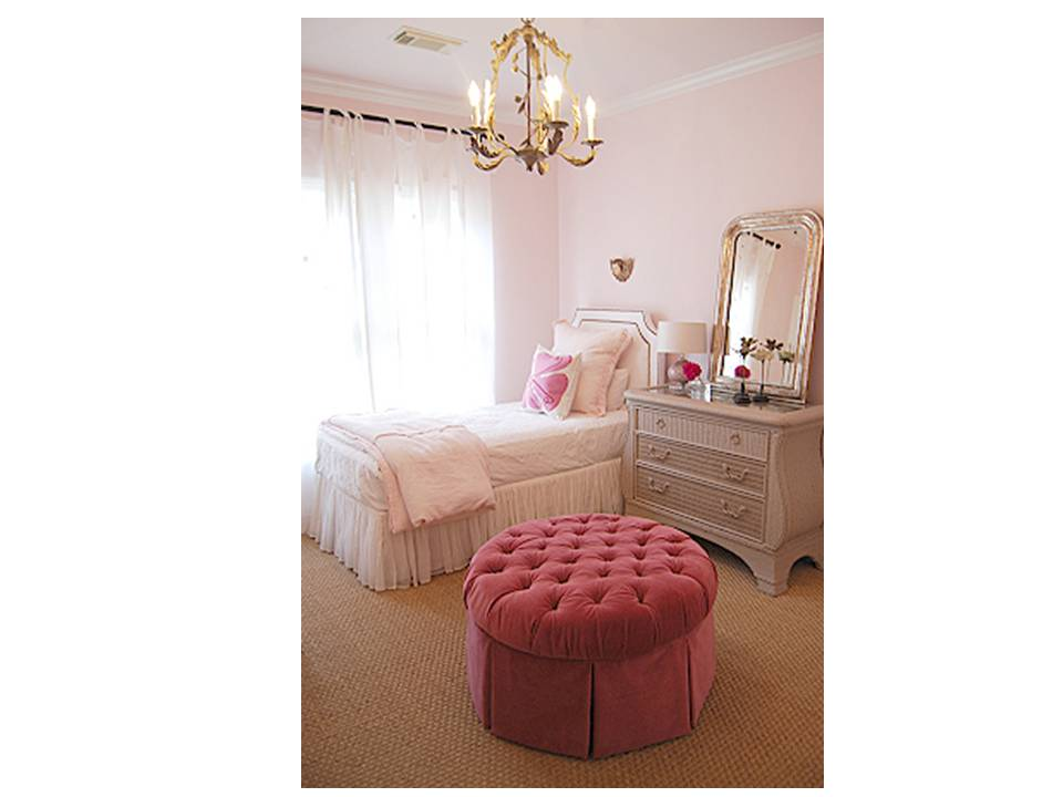 One haute kid sally wheat decorates kids rooms for Pink and grey kids room