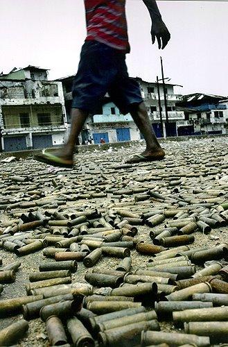 War Underfoot