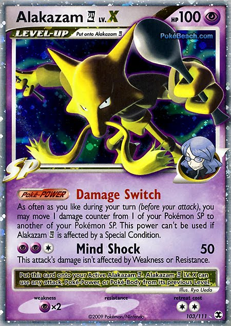 pokemon cards level x. Today#39;s Pokemon Card of the