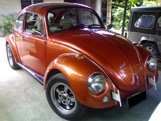 Batangas Air Cooled Garage Bacchus Vw Econo Beetle