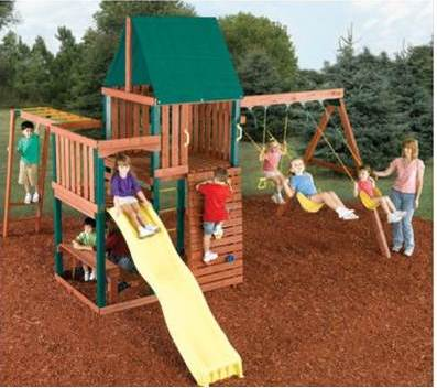 Toysswing setskids outdoor play summercoupons unique for Unique swings for kids