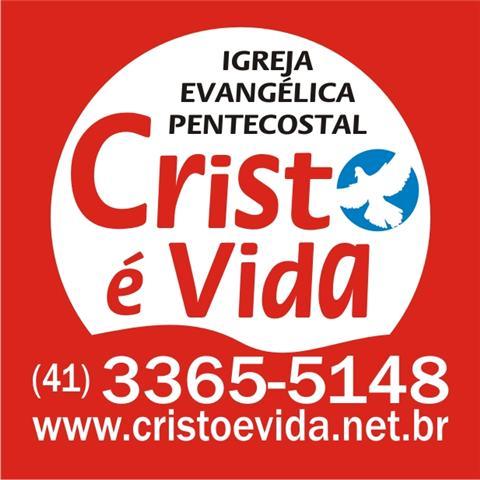 """Igreja Evangélica Pentecostal """"Cristo é Vida."""""""