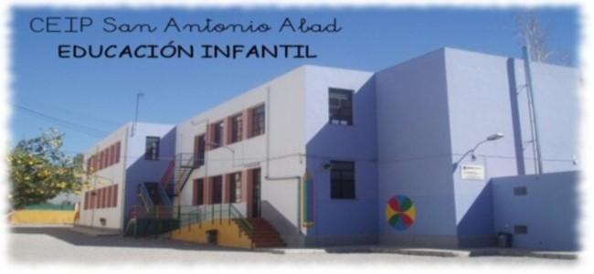 Educación Infantil CEIP San Antonio Abad Cartagena