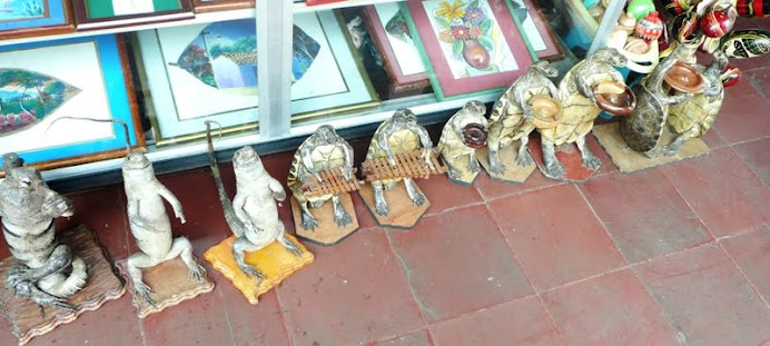 Should be illegal--for sale in the Masaya market...