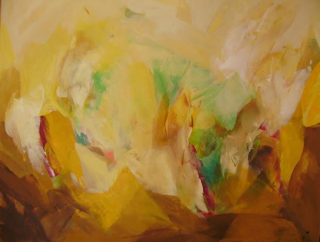Nieuw schilderij- Pintura nova Set. 2010