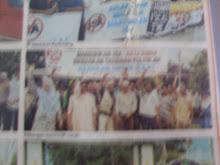 Demo Anti ISA ,Tun dan rakan rakan
