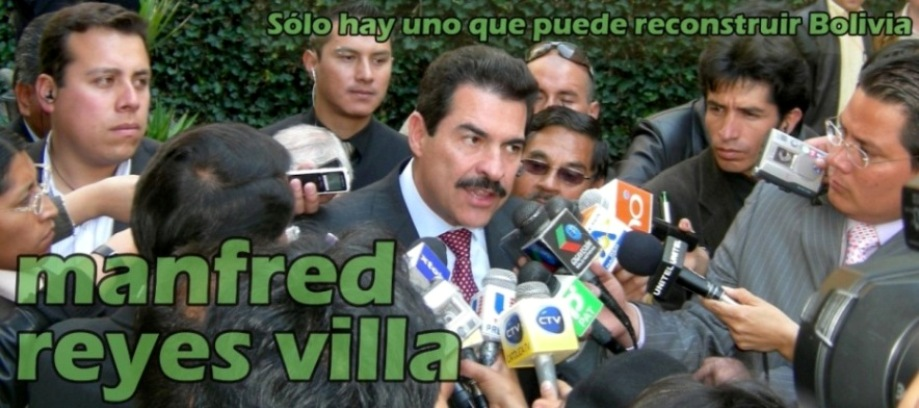Manfred Reyes Villa