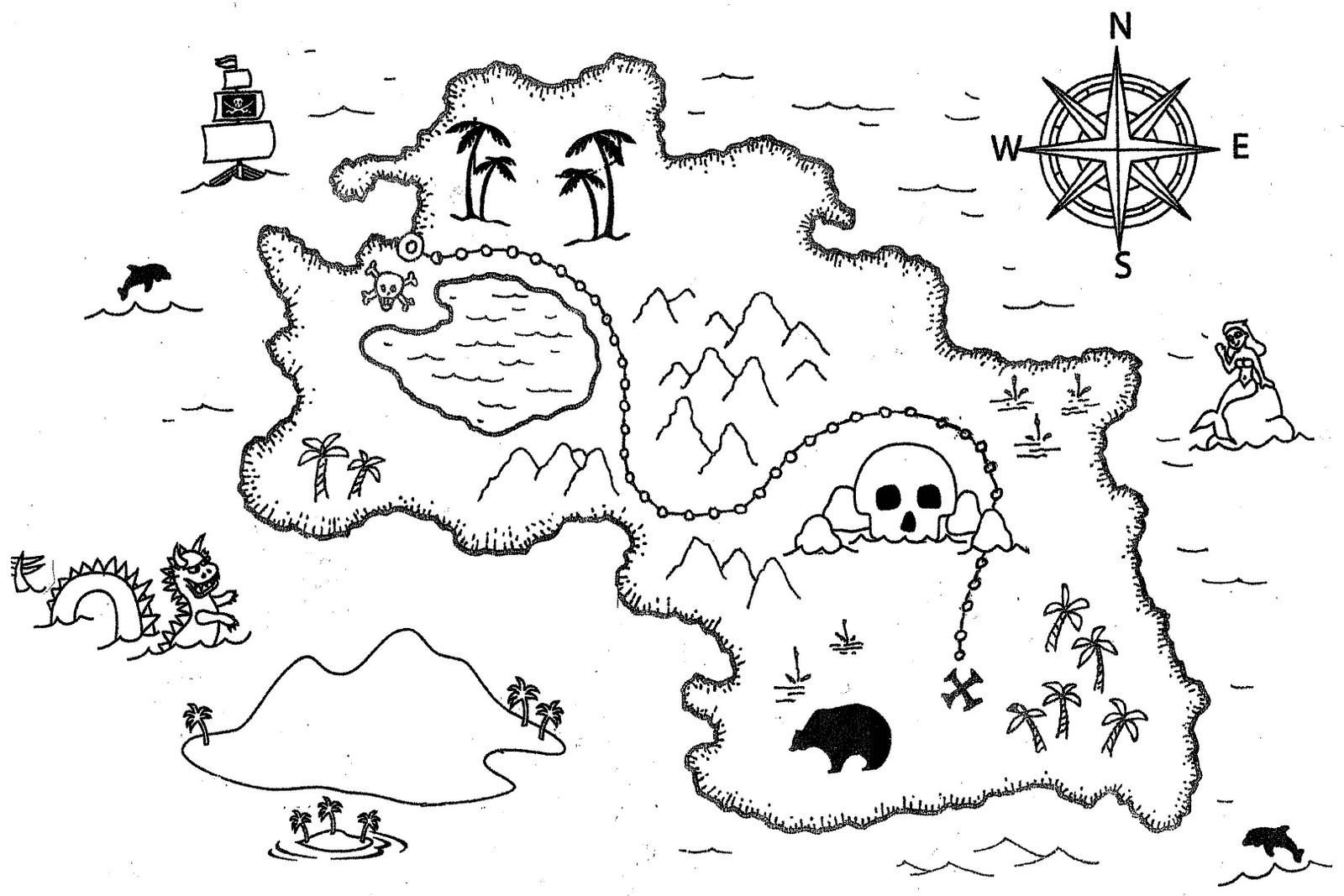 de ayudar al barco pirata a llegar a la isla del tesoro de familyfun
