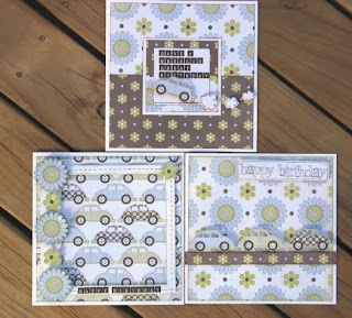 dt member and card maker extraordinaire set three chall
