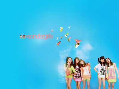 wallpapers for girls. wonder girls wallpaper.