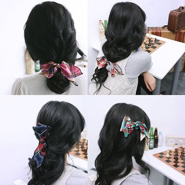 Korean Idols, Celebrities & Cool Stuffs: Pretty and Cute Hair Pin