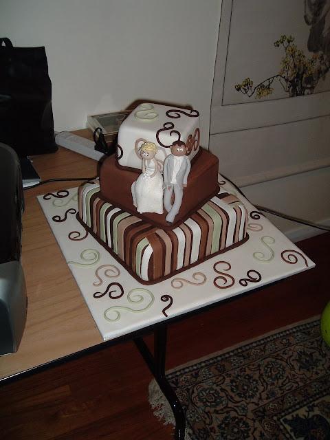 Wedding Cake Art Karen Hill : Wedding Cake Enchantress: How do I cover cakes with ...