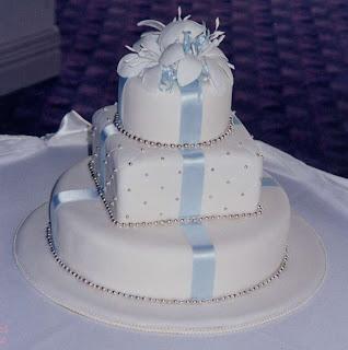Cake Decorating Quilting Technique : Wedding Cake Enchantress: Cake Decoration Using Quilting ...