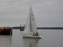 Tuuletonta purjehdusta