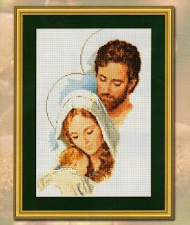 Krzyżykowy świat Ewy 32 święta Rodzina