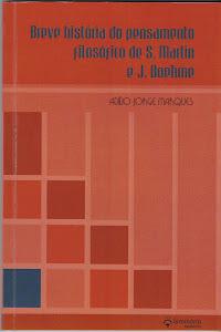 """Livro Martinista - """"Breve História do Pensamento Filosófico de S. Martin e J. Boehme"""""""