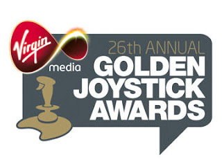 Golden Joystick Awards Logo