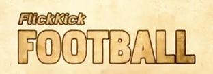 Flick Kick Football logo