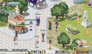 Canaan Online screenshot