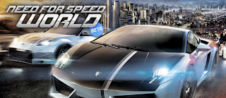 Need for Speed World advertisement