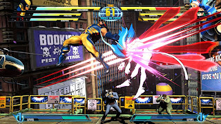Marvel vs Capcom 3 screenshot