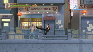 Kung-Fu LIVE screenshot