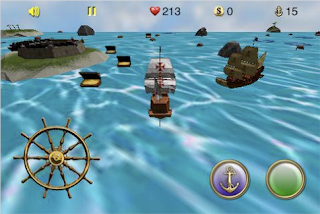 The High Seas screenshot